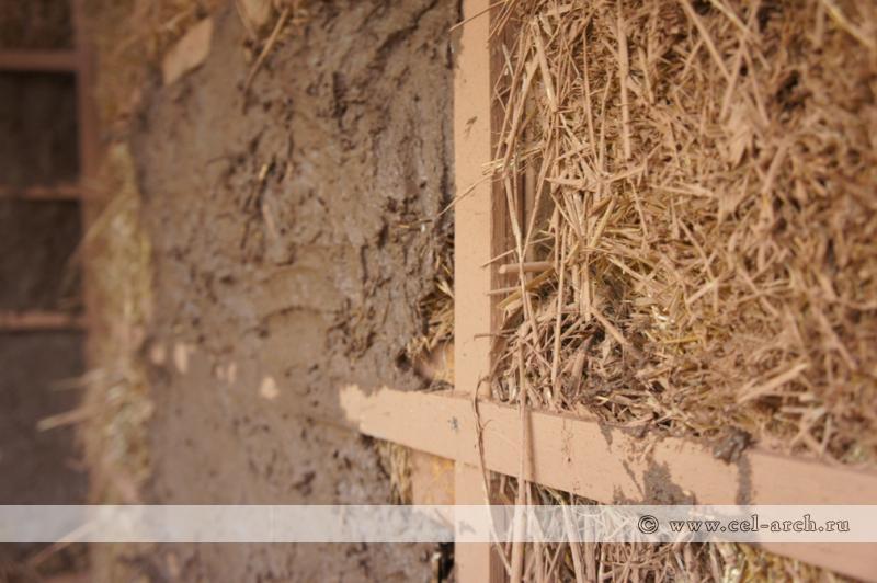 Штукатурка стен из самана своими руками 71