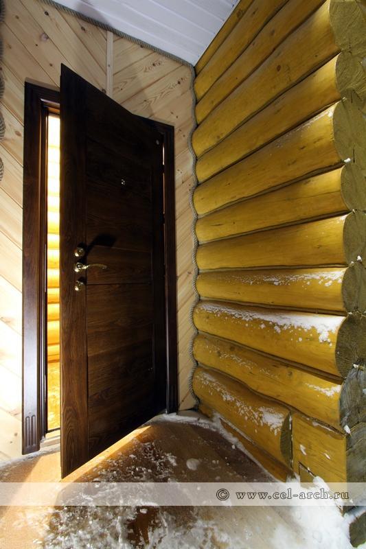 Установка входной двери (фото 2)